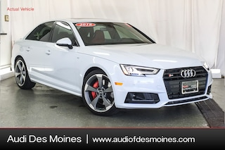 Certified PreOwned Audi For Sale In Johnston Used Audi A A A - Certified pre owned audi