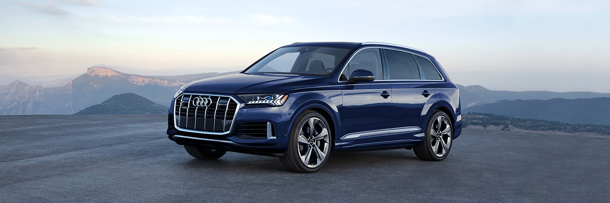 Audi Q7 Exterior Vehicle Features