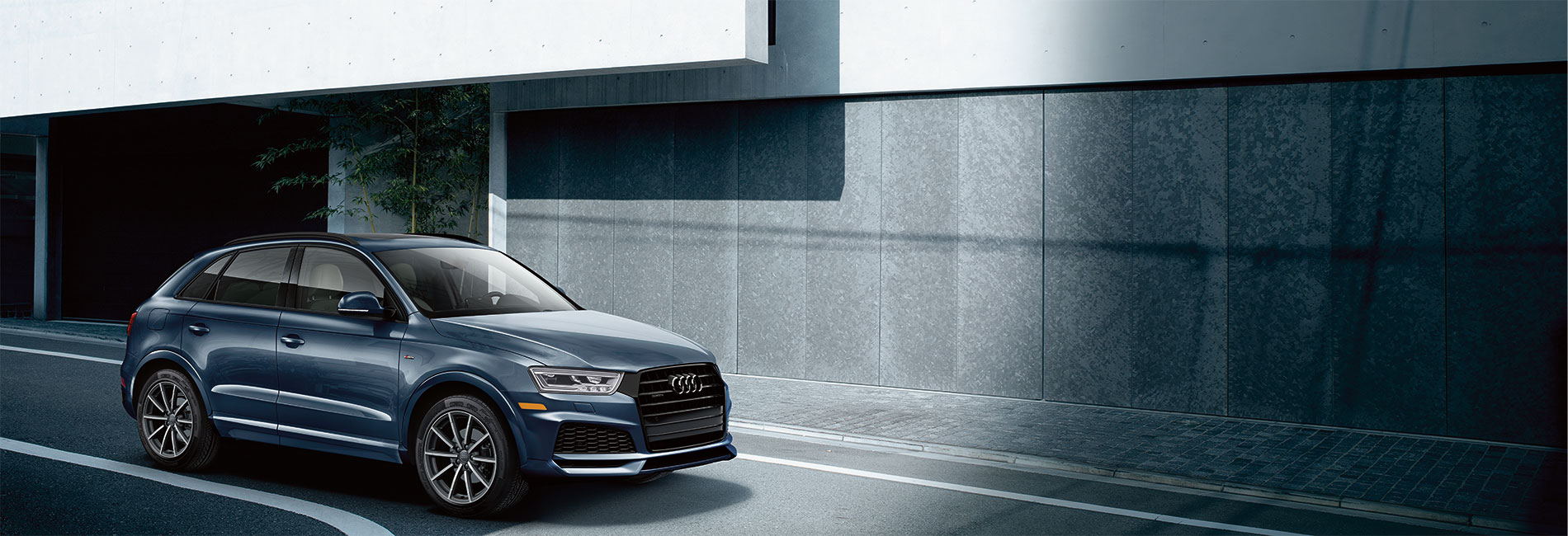 Audi Q3 Exterior Vehicle Features