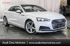 New 2019 Audi A5 2.0T Premium Plus Coupe For sale in Des Moines, IA