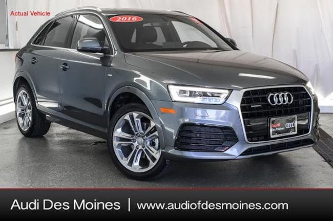 Used 2016 Audi Q3 2.0T Prestige SUV Johnston, IA