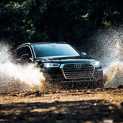 Audi Q5 quattro® All-Wheel Drive