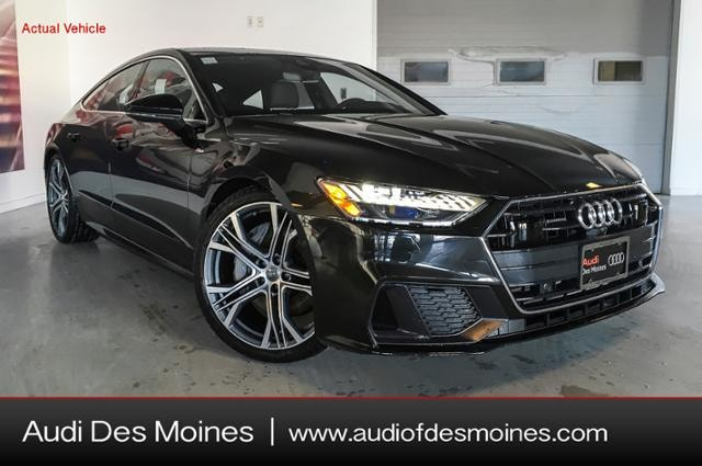New Audi Lease & Finance Offers 2019 Audi A7 3.0T Prestige Hatchback in Calabasas, CA