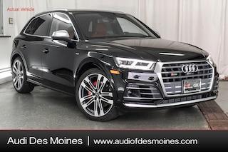 New 2018 Audi SQ5 3.0T Prestige SUV Des Moines