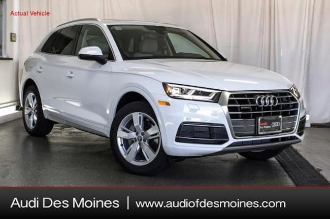 New 2018 Audi Q5 2.0T Tech Premium SUV Johnston, IA