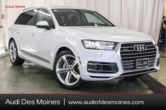 New Audi Lease & Finance Offers 2019 Audi Q7 3.0T Prestige SUV in Calabasas, CA