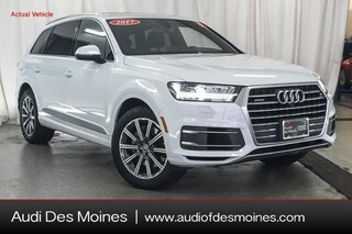 Certified Pre-Owned 2017 Audi Q7 3.0T Prestige SUV Johnston, IA