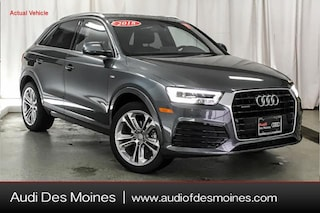 Certified Pre-Owned 2018 Audi Q3 2.0T Premium Plus SUV Johnston, IA
