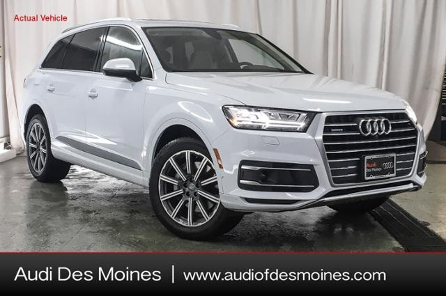 New Audi Lease & Finance Offers 2019 Audi Q7 2.0T Premium Plus SUV in Calabasas, CA
