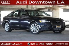 New 2018 Audi A6 2.0T Premium Plus Sedan Los Angeles