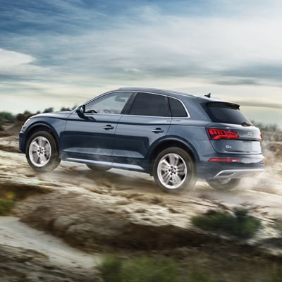 Audi Q5 Turbocharged Performance