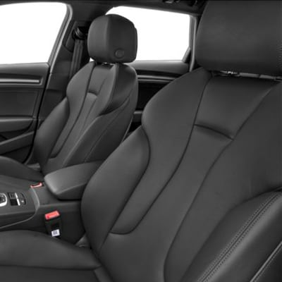 Audi A3 e-tron Seating