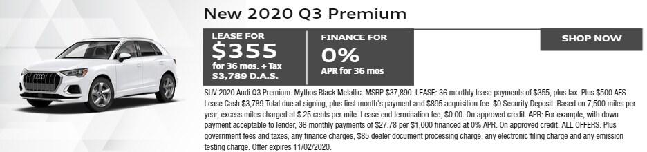 2020 Q3 PREMIUM LEASE $355
