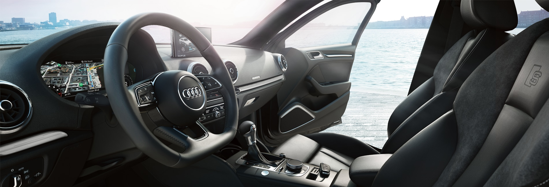 Audi A3 Interior Vehicle Features