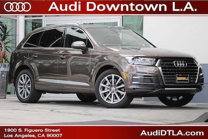 New 2019 Audi Q7 For Sale at Audi Downtown LA | VIN