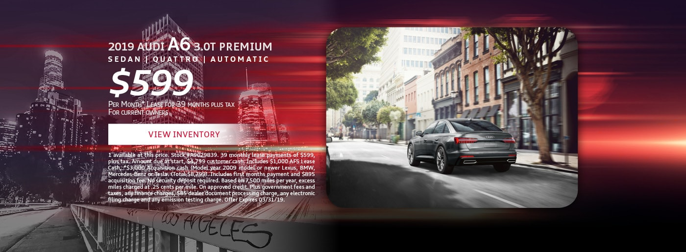 New And Used Audi Dealer Los Angeles