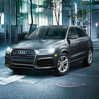 Audi Q3 Headlights