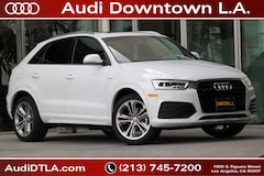 Certified Pre-Owned 2018 Audi Q3 2.0T Los Angeles