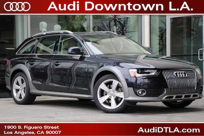 Used 2014 Audi allroad For Sale at Audi Downtown LA | VIN