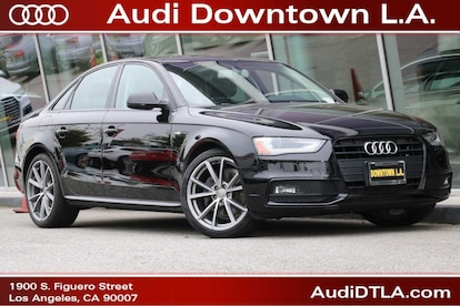 Used 2016 Audi A4 For Sale at Audi Downtown LA | VIN