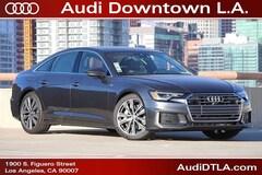 New 2019 Audi A6 3.0T Premium Plus Sedan Los Angeles