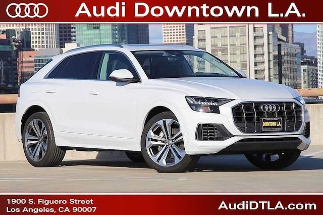 Audi Los Angeles >> New Audi Q5 Q7 A4 A6 For Sale Audi Downtown La