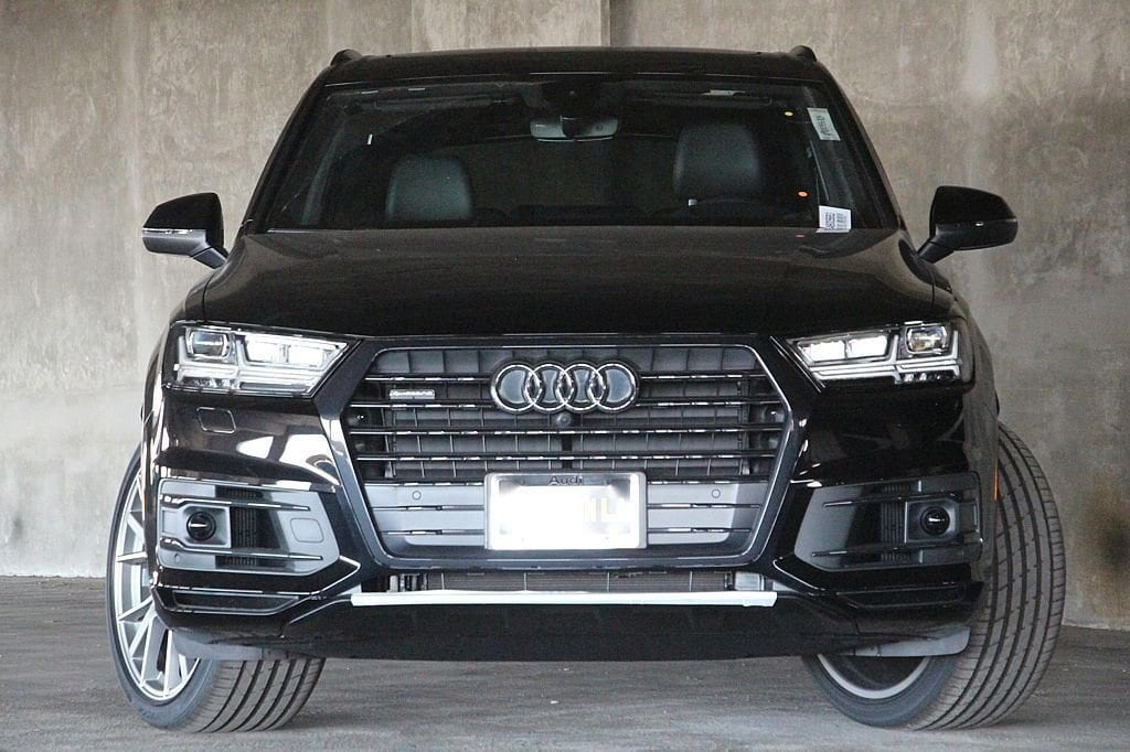 New 2019 Audi Q7 For Sale at Audi Downtown LA   VIN: WA1VAAF77KD005683