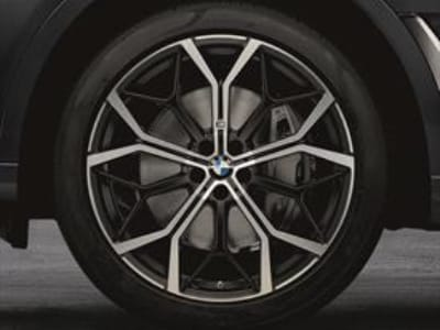 BMW X7 WHEEL AND TIRE SETS