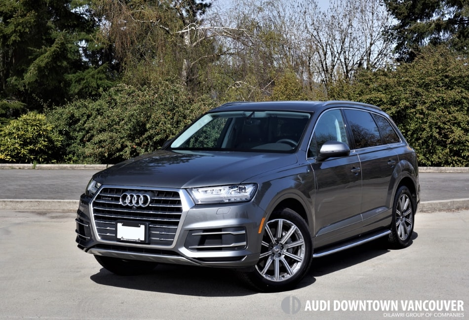 Audi New Car Video And Road Test Reviews Audi Downtown Vancouver - Audi reviews