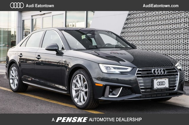 New 2019 Audi A4 2.0T Premium Sedan for Sale in Eatontown, NJ