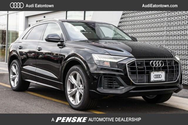 New 2019 Audi Q8 3.0T Premium Plus SUV for Sale in Eatontown, NJ