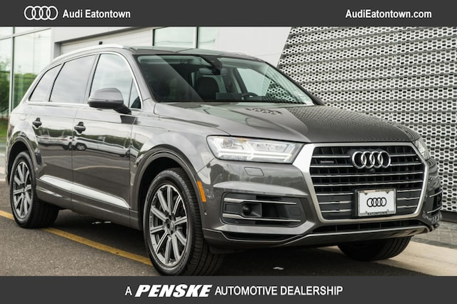 Used 2019 Audi Q7 3.0T Premium SUV for Sale in Eatontown, NJ