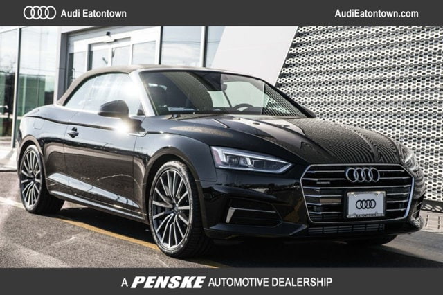 New 2019 Audi A5 2.0T Premium Cabriolet for Sale in Eatontown, NJ