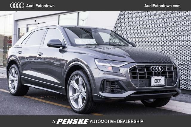New 2019 Audi Q8 3.0T Premium SUV for Sale in Eatontown, NJ