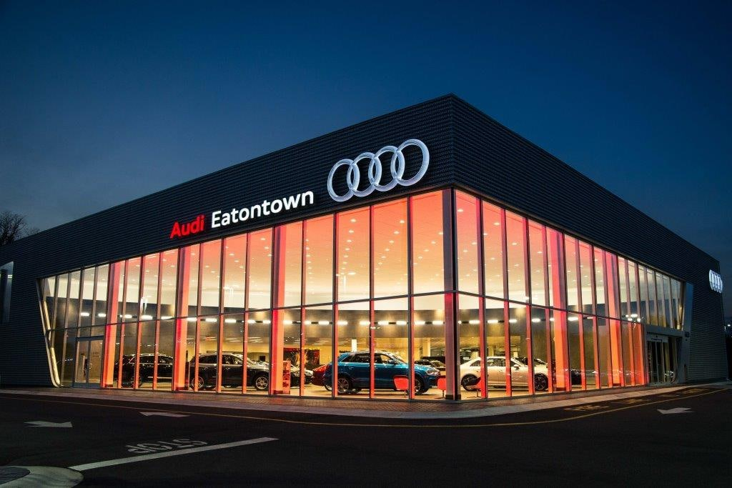 Audi Eatontown New Audi Dealership In Eatontown NJ - Audi dealerships in new jersey
