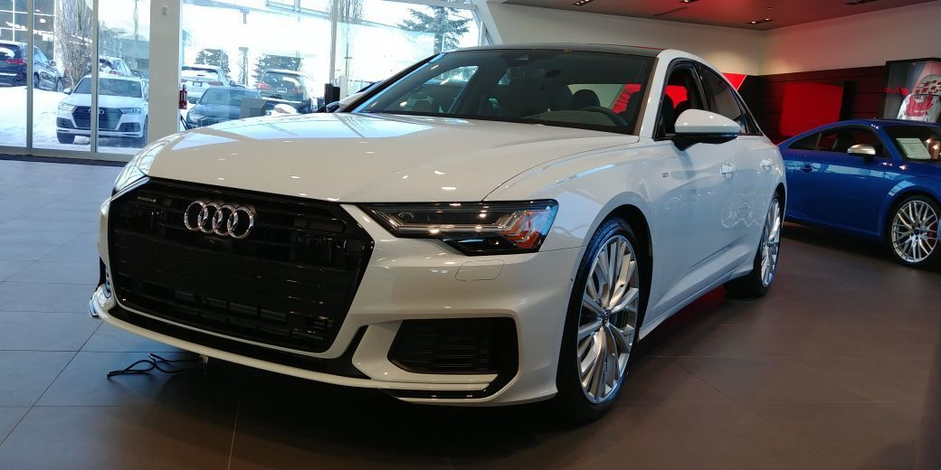 2019 Audi A6 3.0T Technik Quattro 7sp S Tronic Sedan