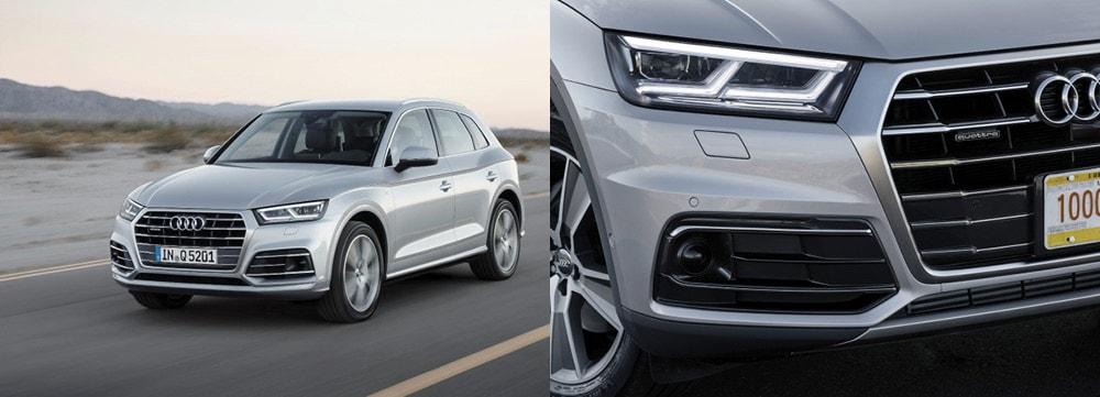 2020 Audi Q5 55 Tfsi E Audi Edmonton North