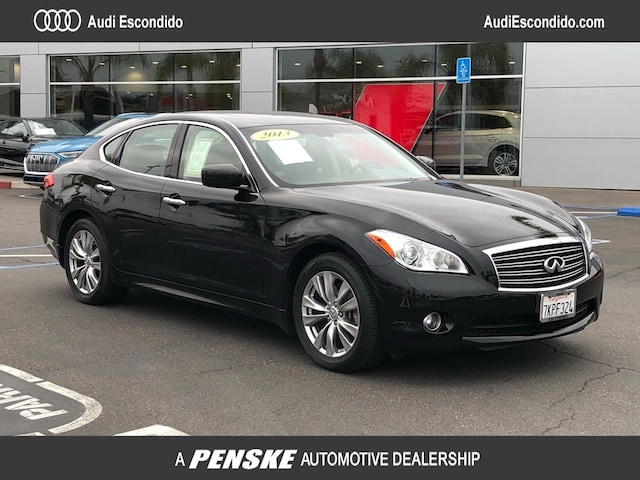 Used 2013 INFINITI M37 Sedan for Sale in Escondido, CA