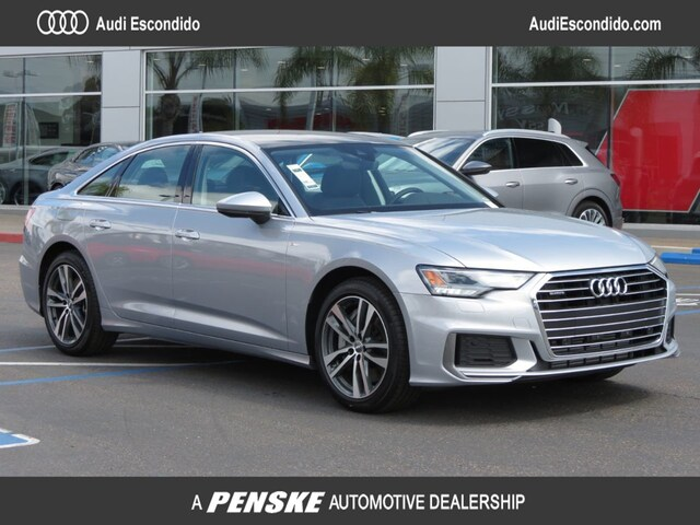 New 2019 Audi A6 3.0T Premium Sedan for Sale in Escondido, CA