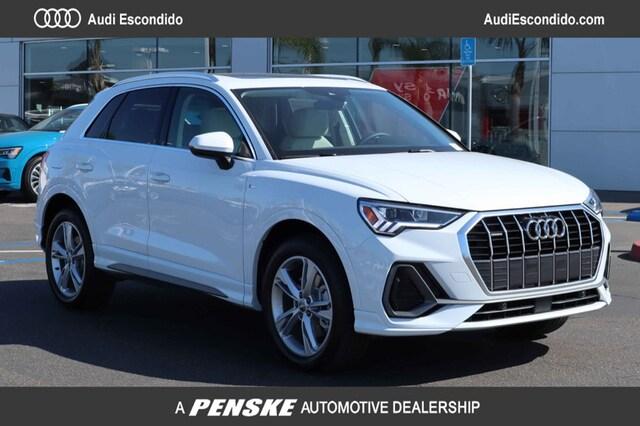 New 2019 Audi Q3 2.0T S line Premium SUV for Sale in Escondido, CA