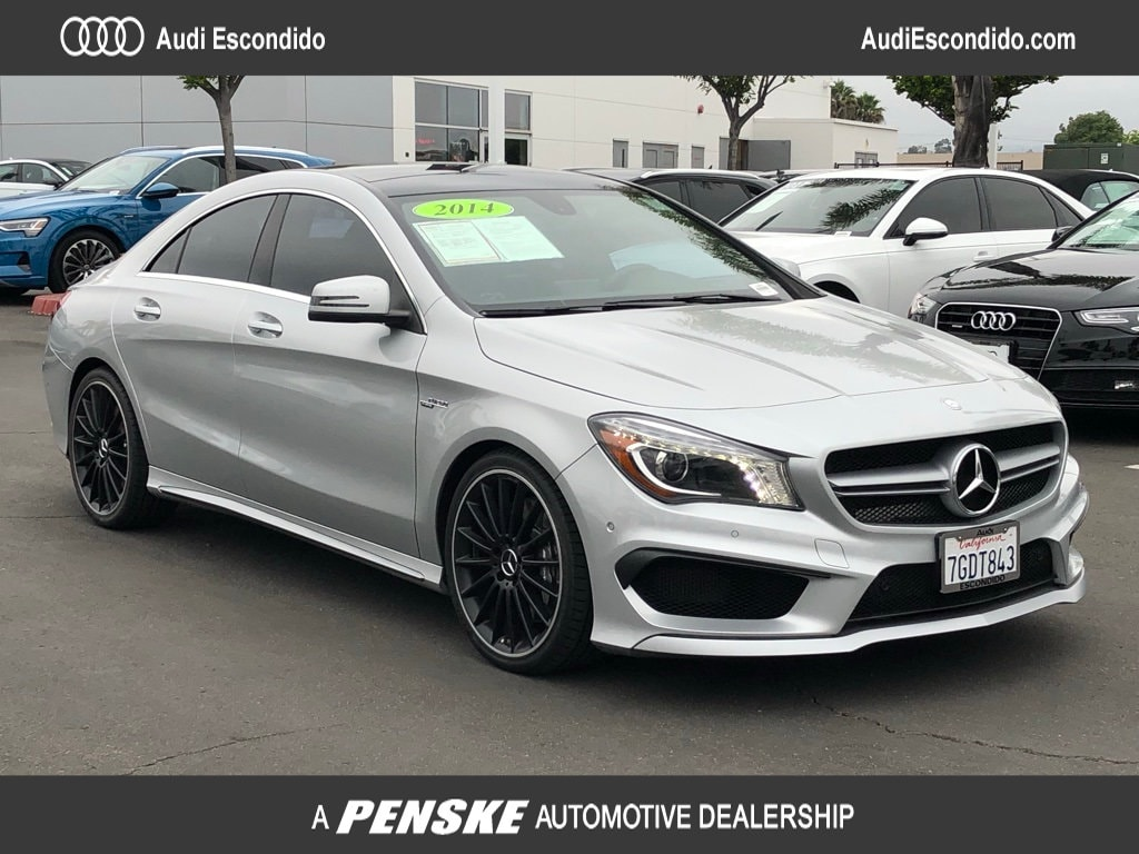 Used 2014 Mercedes-Benz CLA 45 AMG 4MATIC Coupe Escondido, CA