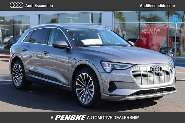 New 2019 Audi e-tron Prestige SUV for Sale in Escondido, CA