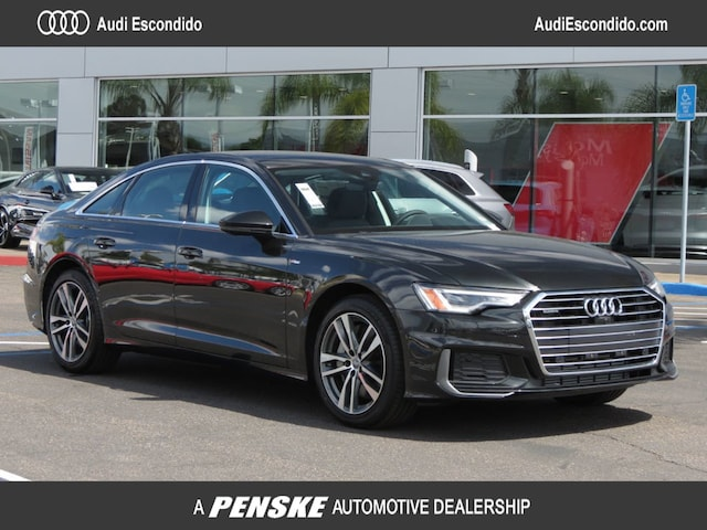 New 2019 Audi A6 3.0T Premium Plus Sedan for Sale in Escondido, CA