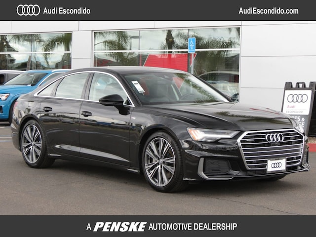 New 2019 Audi A6 3.0T Prestige Sedan for Sale in Escondido, CA