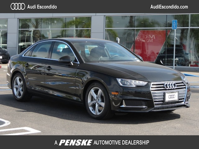 New 2019 Audi A4 2.0T Premium Sedan for Sale in Escondido, CA