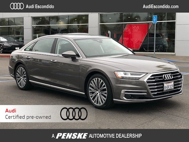 Audi Certified Pre Owned >> Certified Used Audi Luxury Cars Suvs For Sale Audi Escondido Dealer