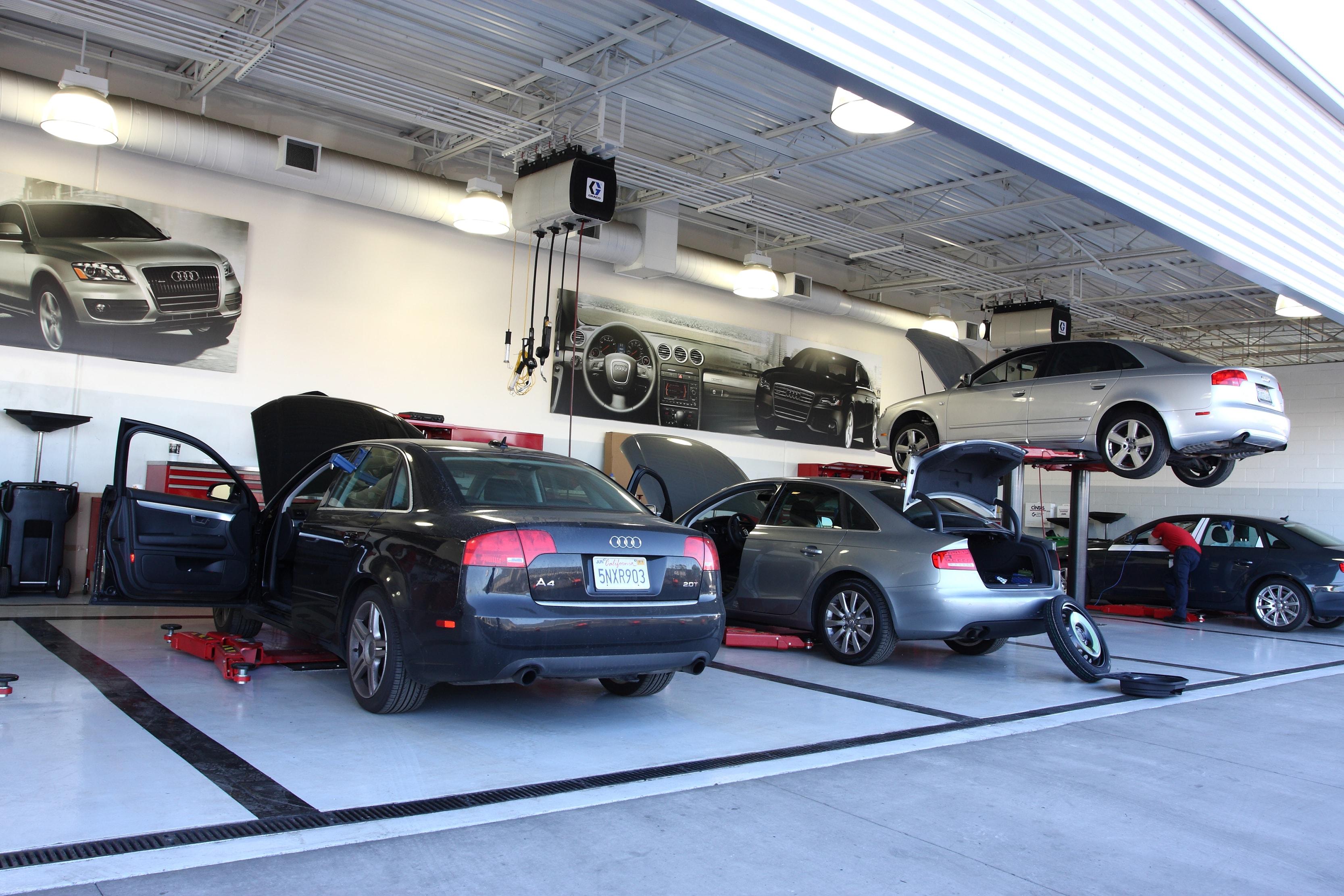 Audi Service Center In Escondido CA - Audi car repair