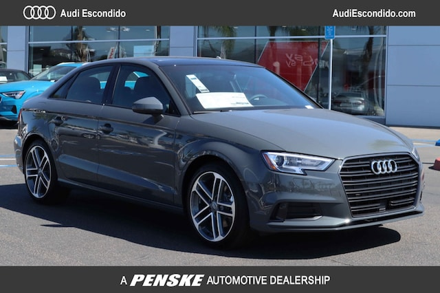 New 2019 Audi A3 2.0T Premium Sedan for Sale in Escondido, CA