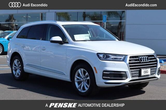 New 2019 Audi Q7 2.0T Premium SUV for Sale in Escondido, CA