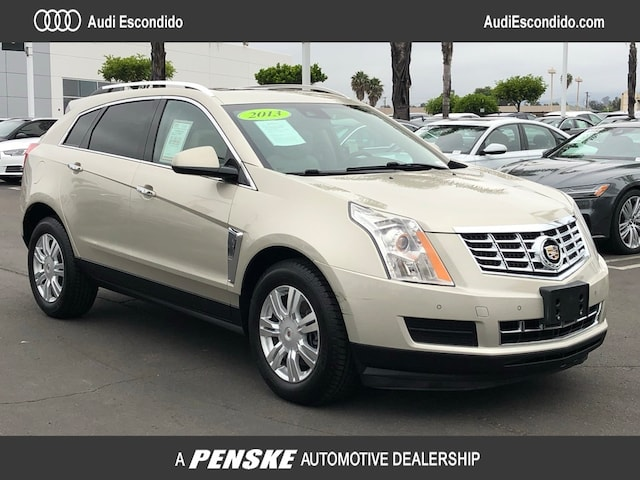 Used 2013 CADILLAC SRX Luxury Collection SUV for Sale in Escondido, CA